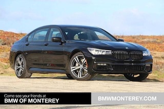 New 2019 BMW 740i Sedan Seaside, CA