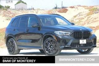 New 2020 BMW X5 M Competition SAV Seaside, CA