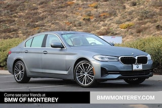 New 2021 BMW 530e Sedan Seaside, CA