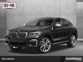 2022 BMW X4 M40i Sports Activity Coupe