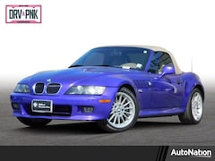 Used 2001 BMW Z3 3.0i Convertible in Houston