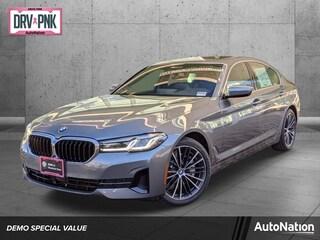 2021 BMW 530i Sedan in [Company City]
