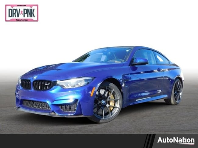 2019 BMW M4 CS Coupe