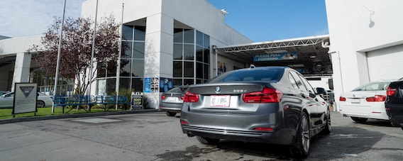Bmw Mountain View Service >> Bmw Service Center In Mountain View Ca Bmw Of Mountain View