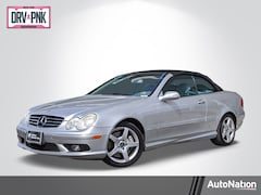 2005 Mercedes-Benz CLK-Class Convertible