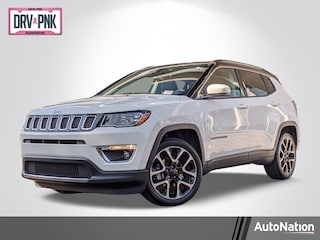 2018 Jeep Compass Limited FWD SUV in [Company City]