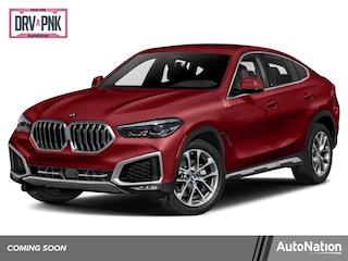 2021 BMW X6 M50i SUV