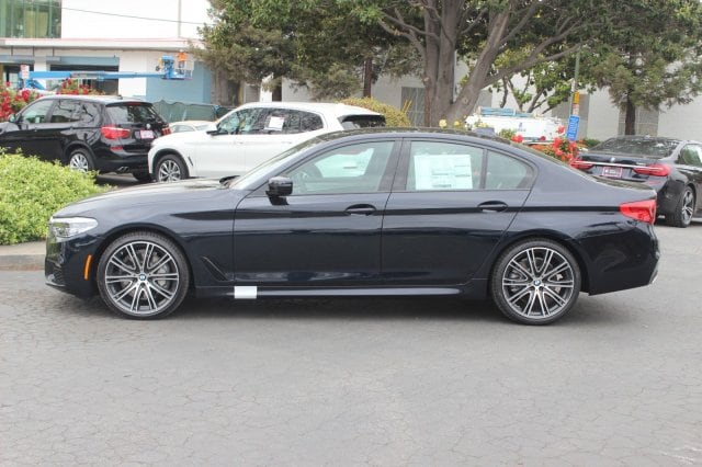 New 2019 BMW 540i For Sale Mountain View, CA