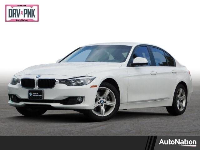 2015 BMW 328i w/SULEV Sedan