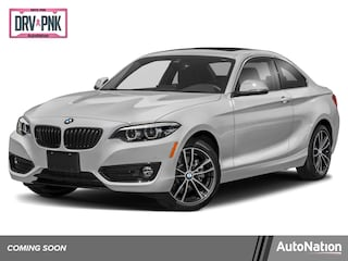 2021 BMW 2 Series 2dr Car