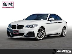 Used 2016 BMW 228i w/SULEV Coupe in Houston
