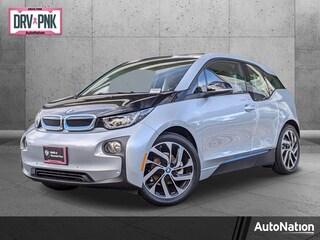 2017 BMW i3 with Range Extender 94 Ah Hatchback
