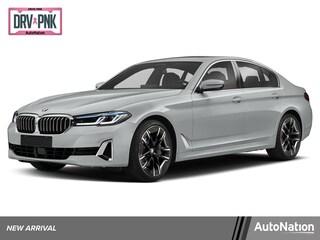 New 2021 BMW 540i xDrive Sedan for sale