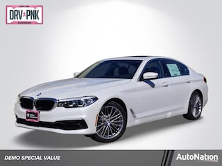 2020 BMW 530i Sedan in [Company City]