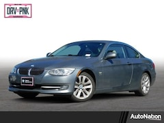 Used 2012 BMW 328i xDrive w/SULEV Coupe in Houston