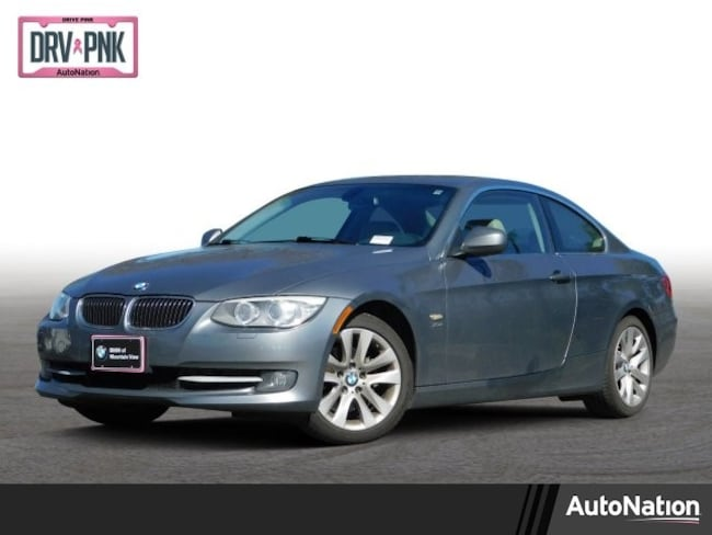 2012 BMW 328i xDrive w/SULEV Coupe