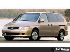 2002 Honda Odyssey EX-L w/DVD Entertainment System Van
