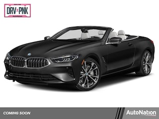2021 BMW 840i xDrive Convertible