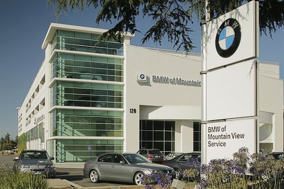 Bmw Mountain View >> Directions And Hours To Bmw Of Mountain View