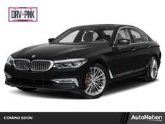 2020 BMW 540i Sedan