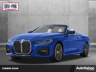 2022 BMW 4 Series 4dr Car