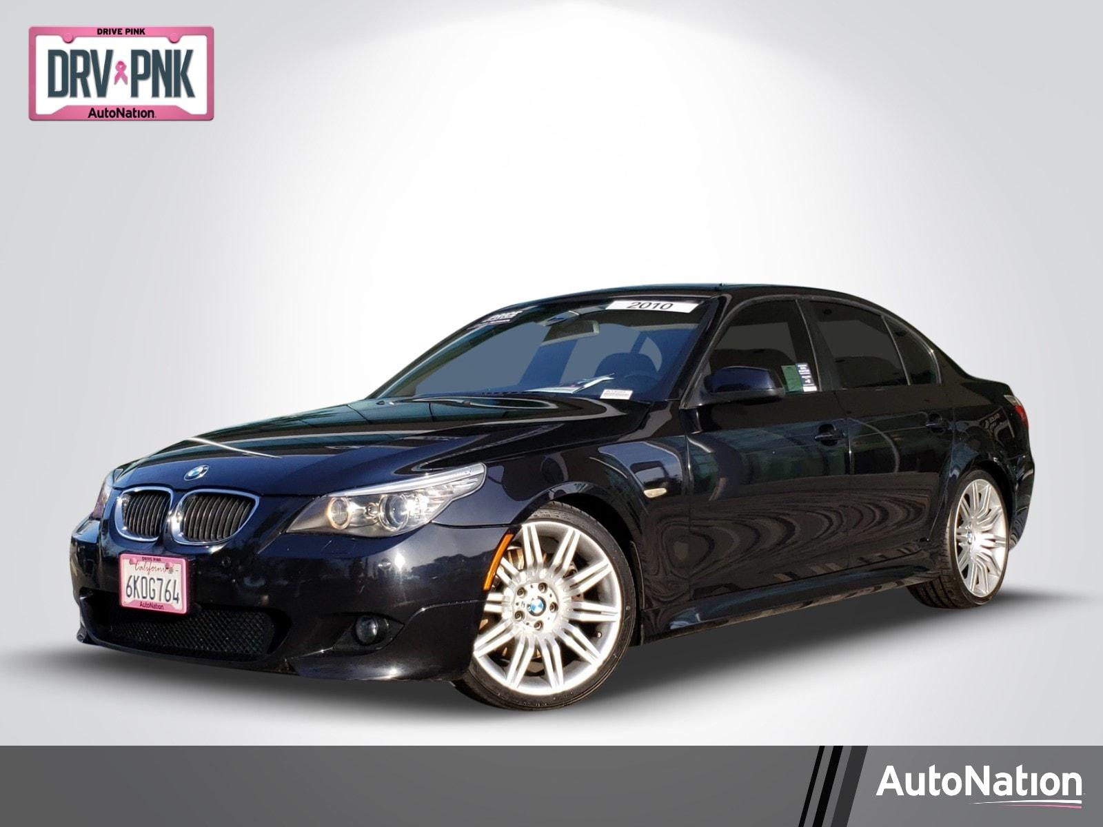 2010 BMW 550i Sedan