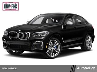 2021 BMW X4 M40i Sports Activity Coupe