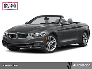 2020 BMW 430i Convertible