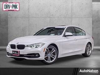 2017 BMW 330i Sedan