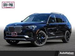 2019 BMW X7 xDrive50i SUV