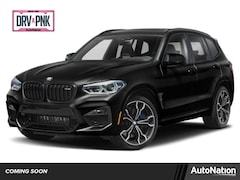 2020 BMW X3 M Competition SUV