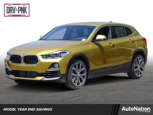 New 2018 Bmw X2 Xdrive28i For Sale Mountain View Ca