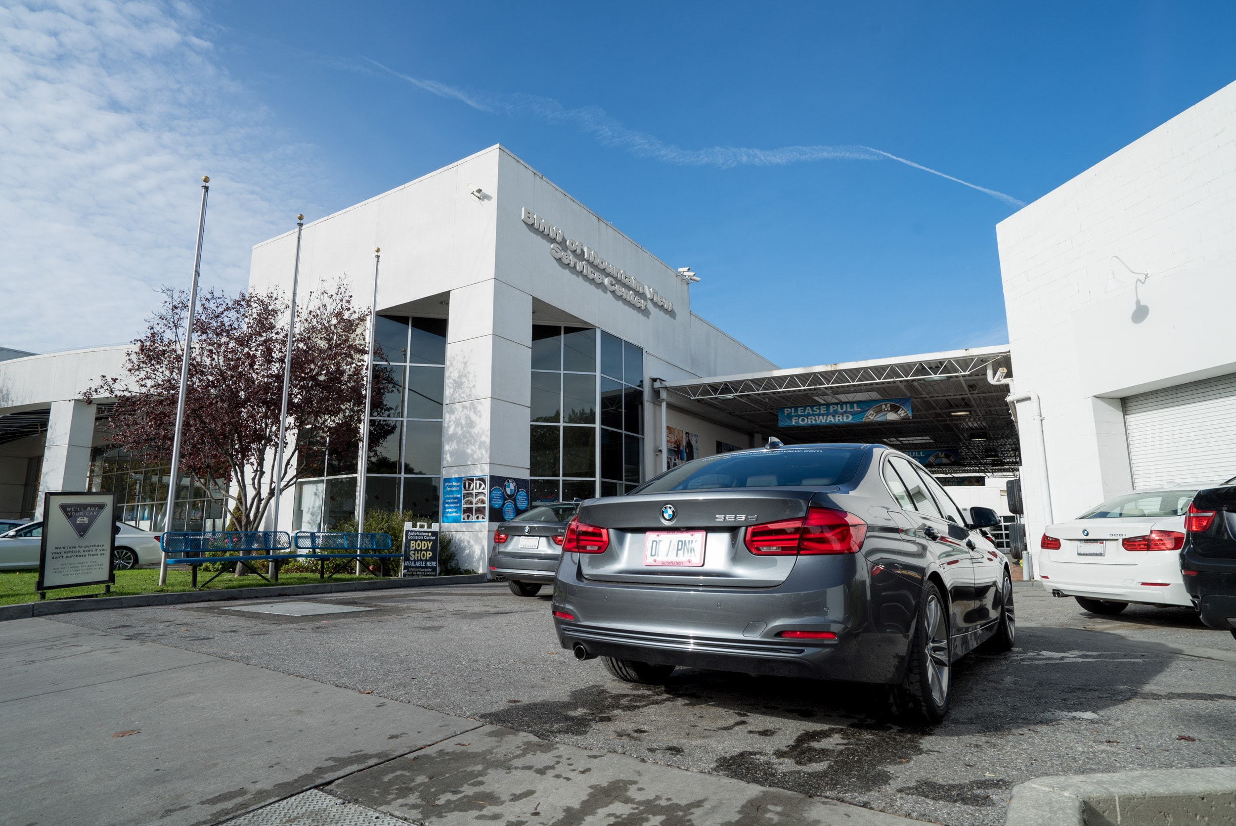 Bmw Mountain View >> Bmw Service Center Mountain View Ca Bmw Of Mountain View