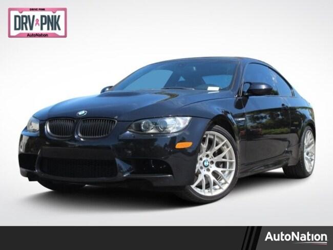 2011 BMW M3 Base Coupe