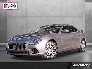 2016 Maserati Ghibli Base Sedan