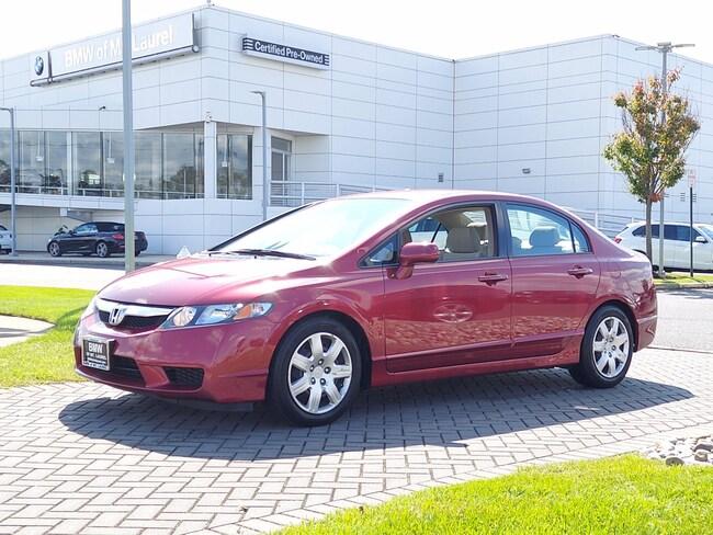 2011 Honda Civic LX 4dr Car
