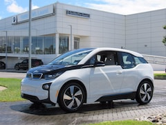 2017 BMW i3 with Range Extender 94Ah with Range Extender Hatchback