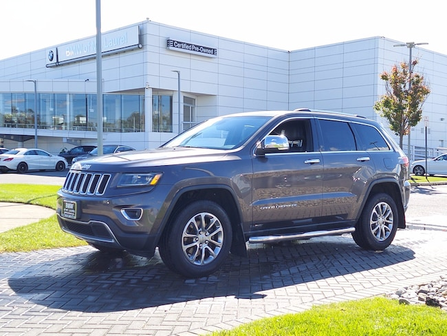 2014 Jeep Grand Cherokee Limited 4dr Car