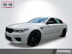2020 BMW M5 Competition Sedan