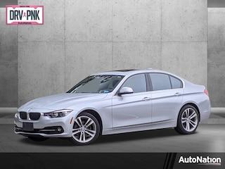 2018 BMW 3 Series 330i xDrive 4dr Car