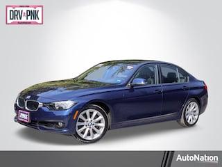 2017 BMW 3 Series 320i xDrive 4dr Car