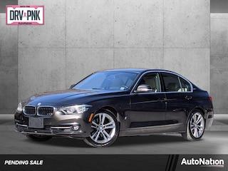 2018 BMW 3 Series 330e Iperformance 4dr Car