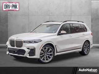 New 2021 BMW X7 M50i SAV for sale nationwide