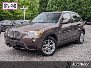 2014 BMW X3 xDrive35i Sport Utility in [Company City]