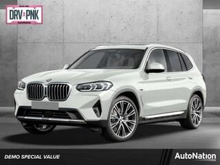 2022 BMW X3 xDrive30i Sport Utility