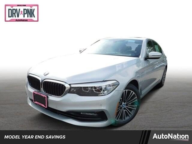 2018 BMW 5 Series 530e xDrive iPerformance 4dr Car