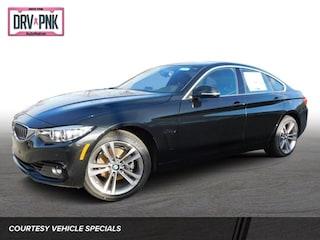 2019 BMW 4 Series 430i xDrive 4dr Car