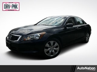 2009 Honda Accord Sedan EX-L 4dr Car