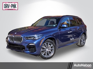 New 2021 BMW X5 xDrive40i SAV for sale nationwide