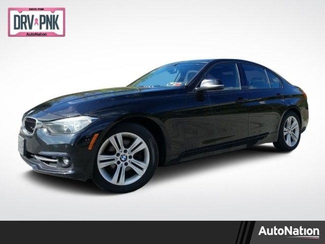 2016 BMW 3 Series 328i xDrive 4dr Car